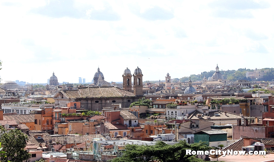 Best Panoramic Views in Rome