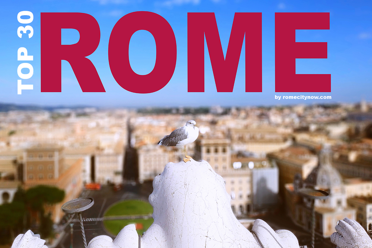 Most Popular Attractions in Rome